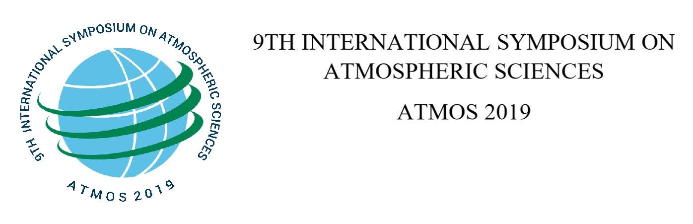 9TH INTERNATIONAL SYMPOSIUM ON ATMOSPHERIC SCIENCES